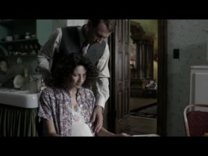 Frank Claire Outlander Season 3. cut Claire a break