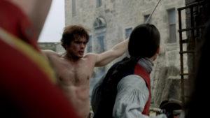 jamie flogging.outlander-online, wisdom & resilience