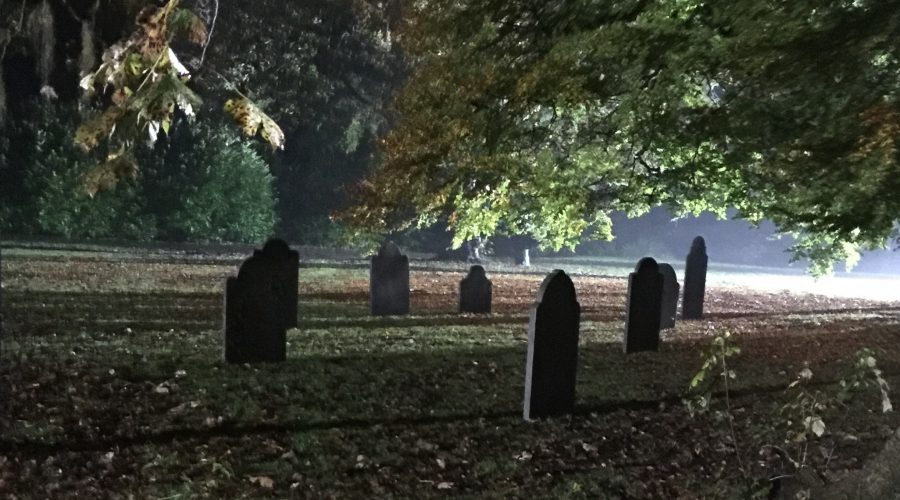 Two Nights in the Rain: On the Trail of Filming Outlander Season 4