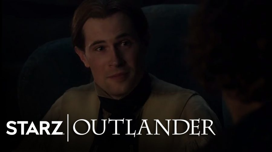 tears during outlander season 3