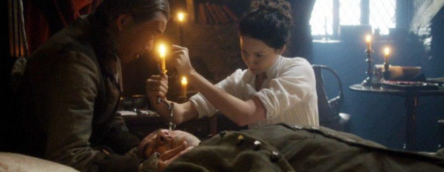 Outlander Cast: Crème de Menthe – Episode 100