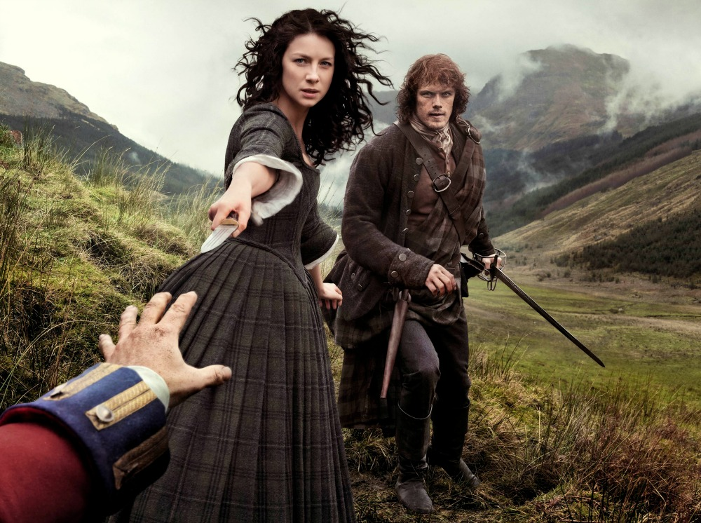 Outlander season 1b podcast episodes
