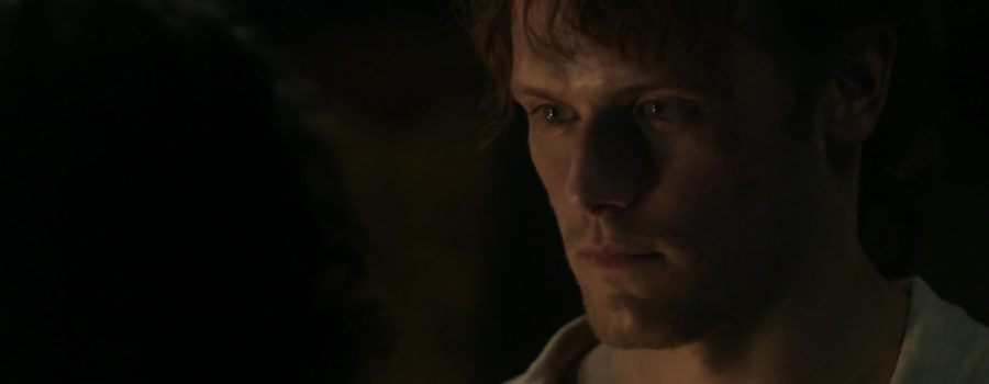 Jamie Fraser, the Print Shop and Newton's Third Law