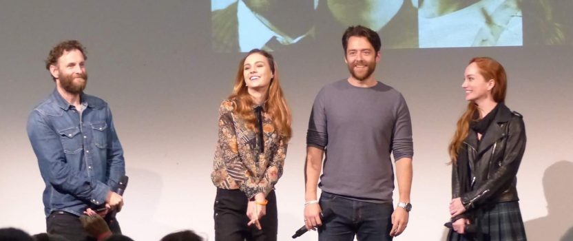 Cast Q&A from the Land Con Outlander Convention