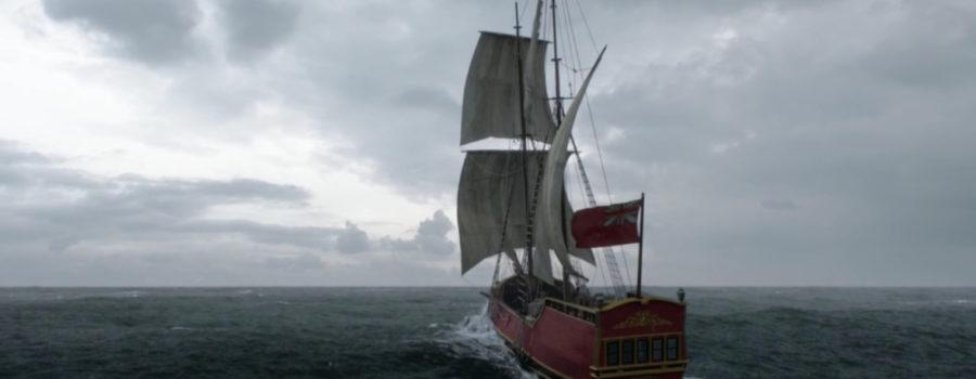 cgi and vfx, Outlander, The Doldrums, outlander-online.com photo