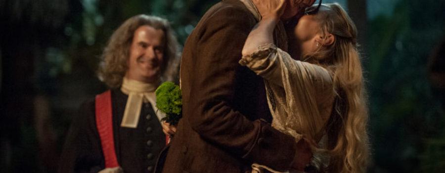 Uncharted Listener Feedback Outlander Cast