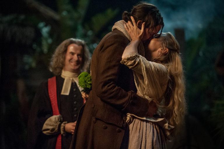 Uncharted Listener Feedback Outlander Cast, outlander onscreen chemistry