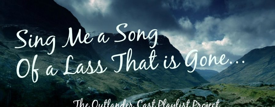 The Outlander Cast Playlist Project: Jamie's Playlist
