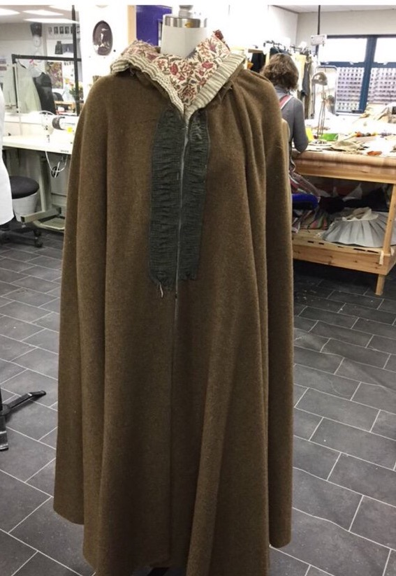 outlander costume