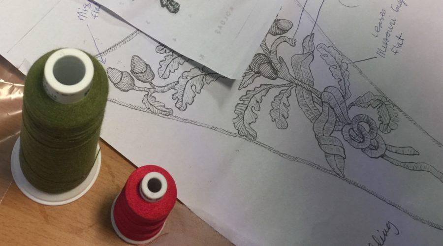 All Stitched Up: Outlander Costume Artist Liz Boulton Shares Her Craft