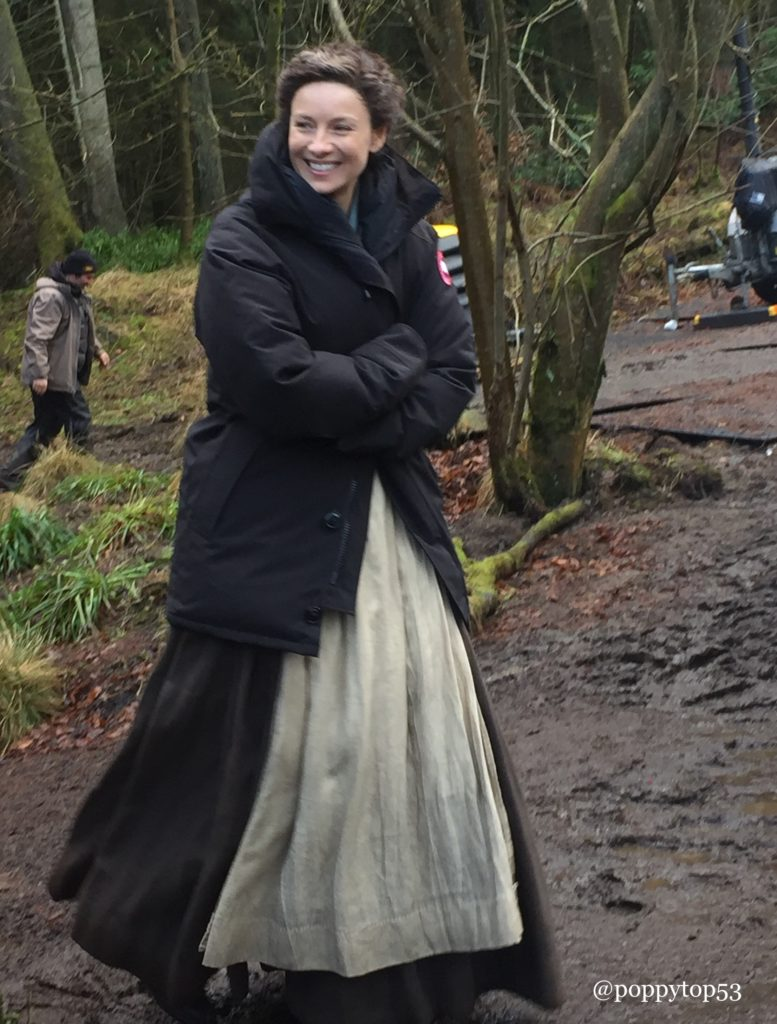 outlander season 4 filming