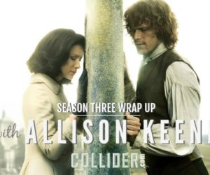 aLLISON KEENE OUTLANDER COLLIDER SEASON THREE WRAP UP