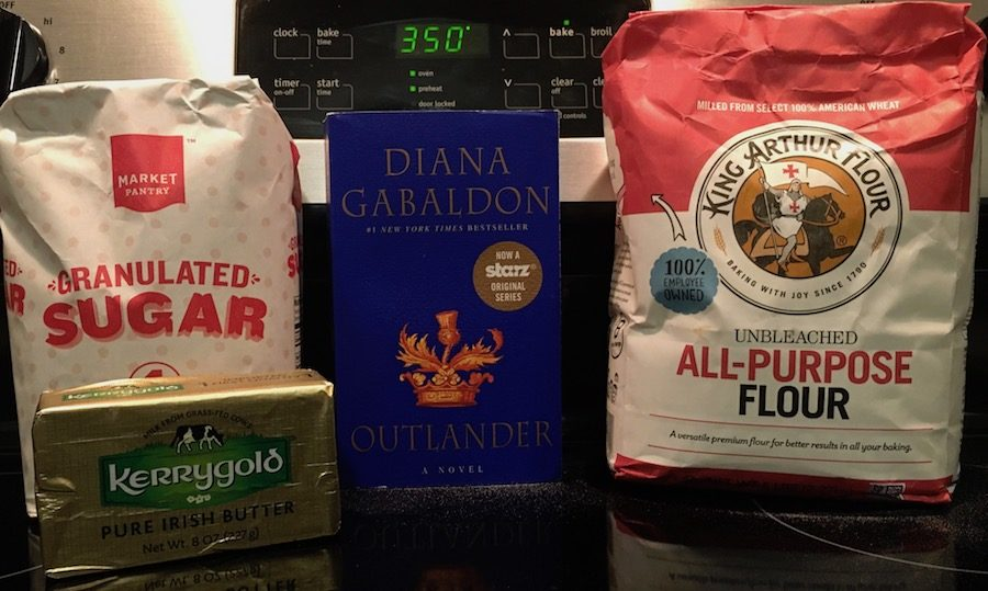 scottish shortbread ingredients
