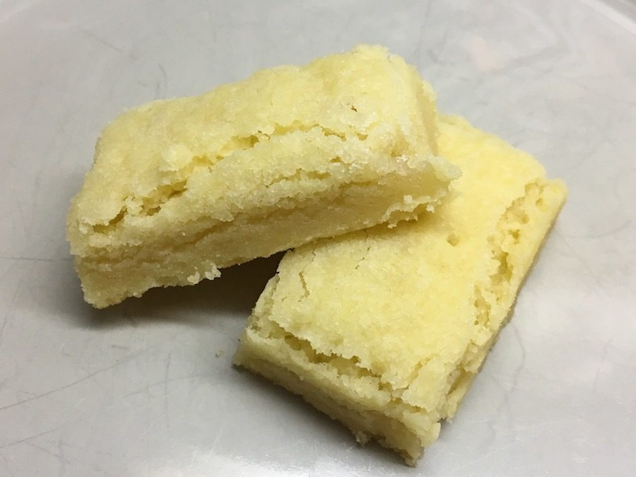 Mrs. Graham's shortbread, Outlander baking