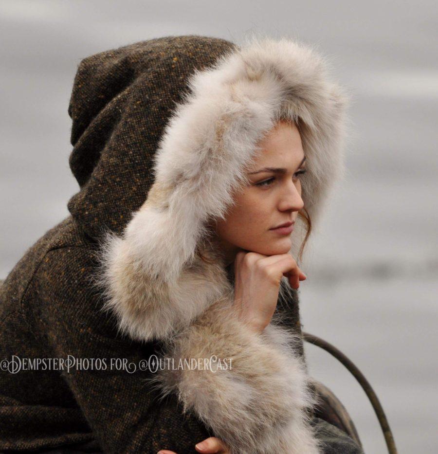 outlander season 4 behind-the-scenes, outlander cast blog, gary dempster photos