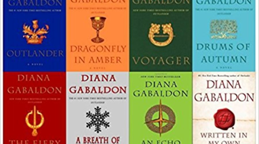 Why I Reread and Reread (and Reread) Outlander
