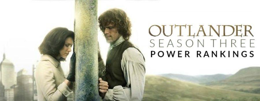 Outlander Cast: Season Three Episode Power Rankings