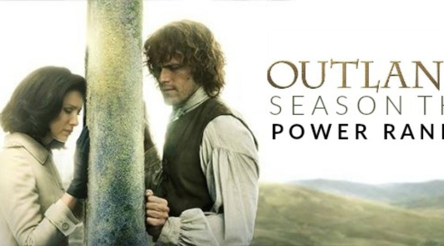 Outlander Cast: Season Three Episode Power Rankings