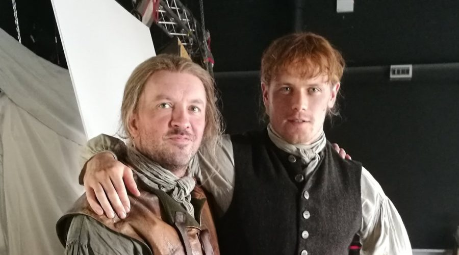 A Conversation with Keith Fleming aka Lesley in Outlander
