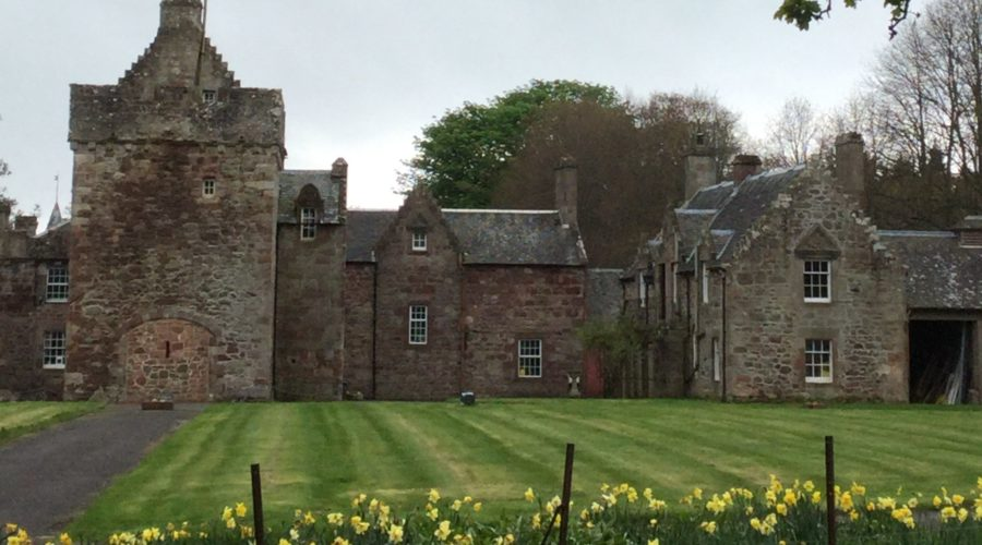 Outlander Filming Locations: Touring Hunterston House