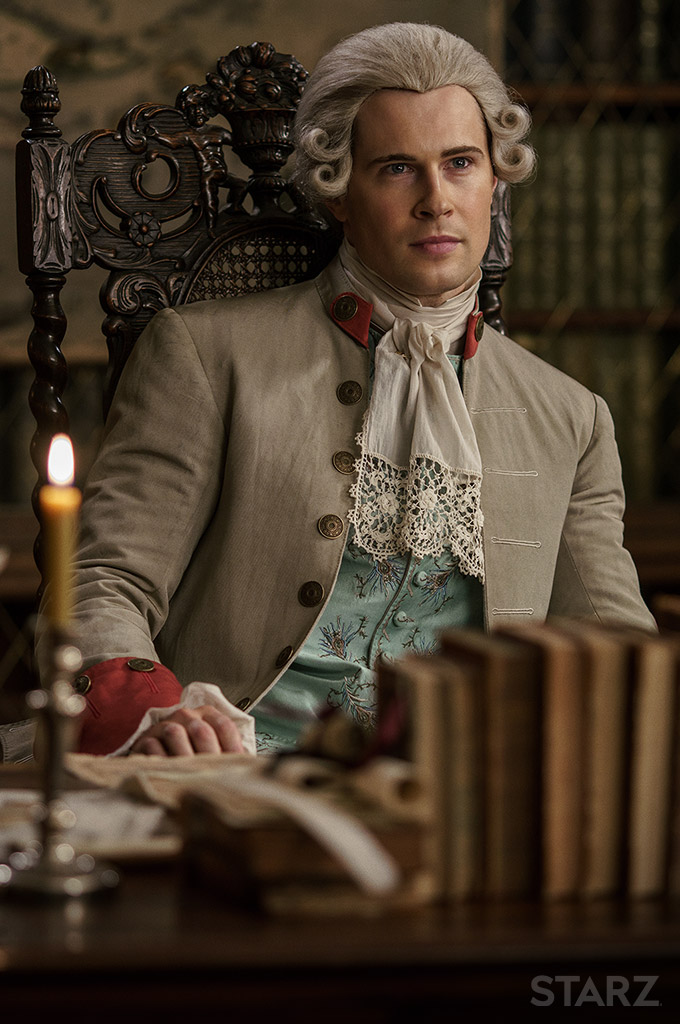 Lord John Grey Outlander