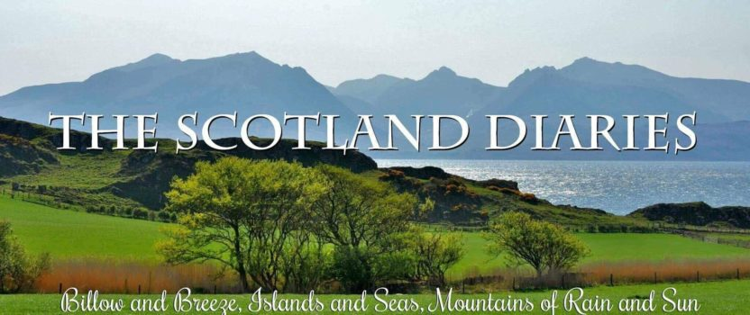 The Scotland Diaries, Part 2: Visiting Scotland's Outer Hebrides and More