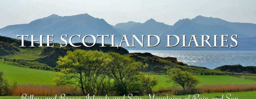 The Scotland Diaries: Scottish Isles Part 1—The Inner Hebrides