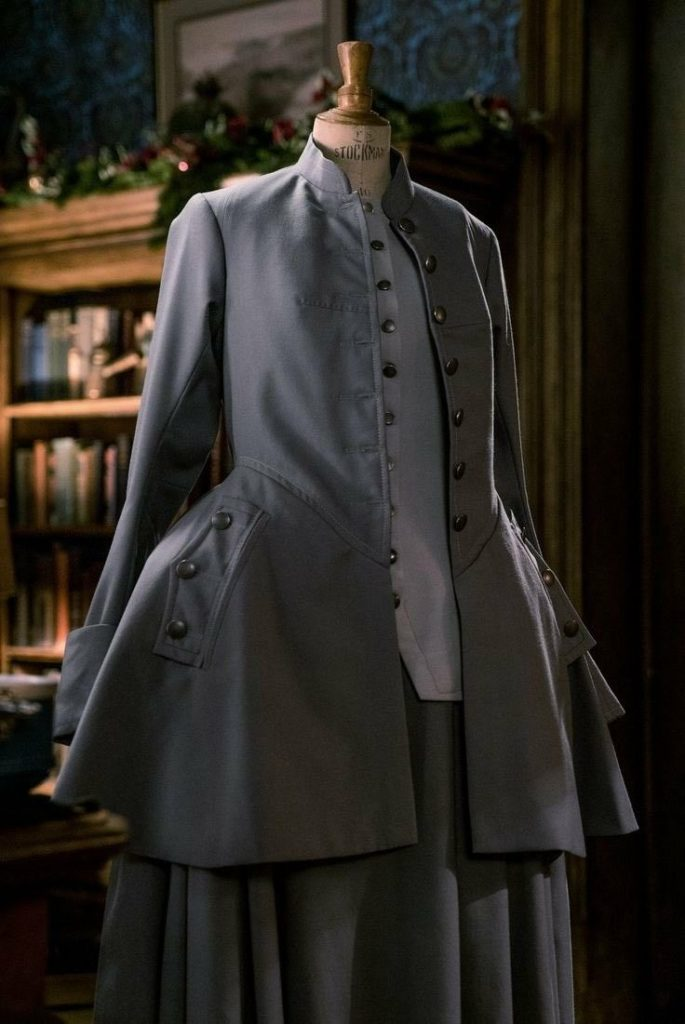 terry dresbach, outlander season 3 costumes
