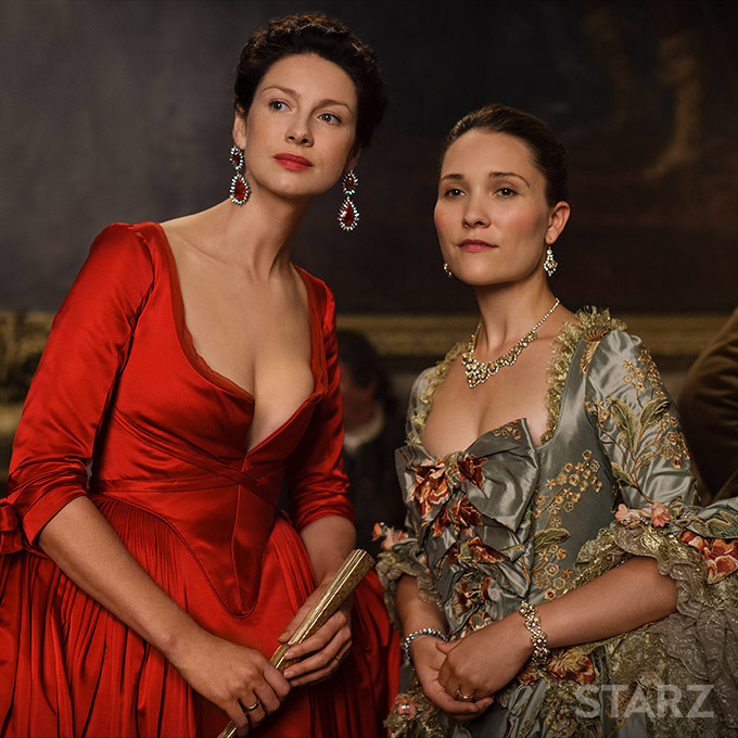 terry dresbach, outlander season 2 costumes