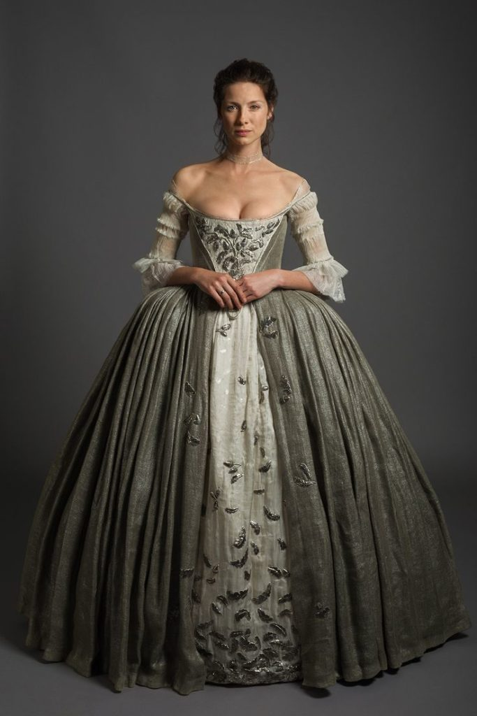 terry dresbach, outlander season 1 costume