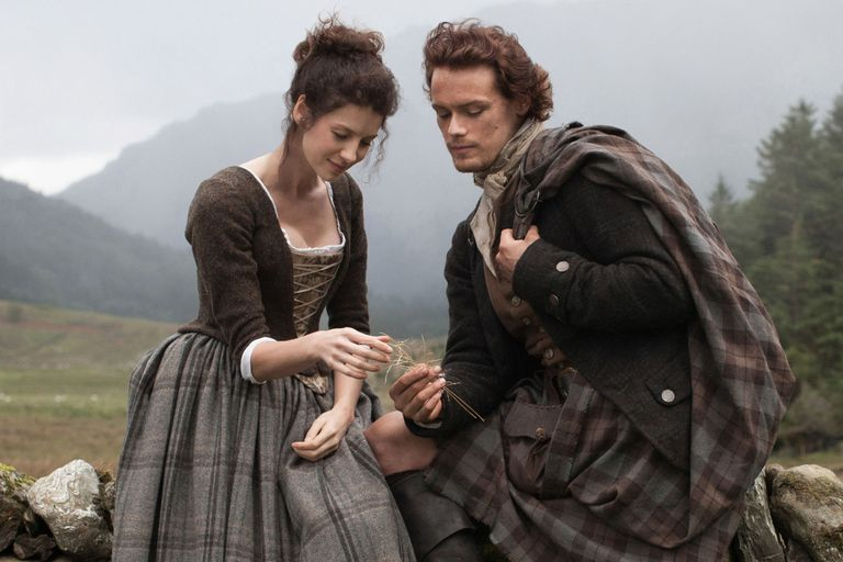 terry dresbach, outlander season 1 costumes