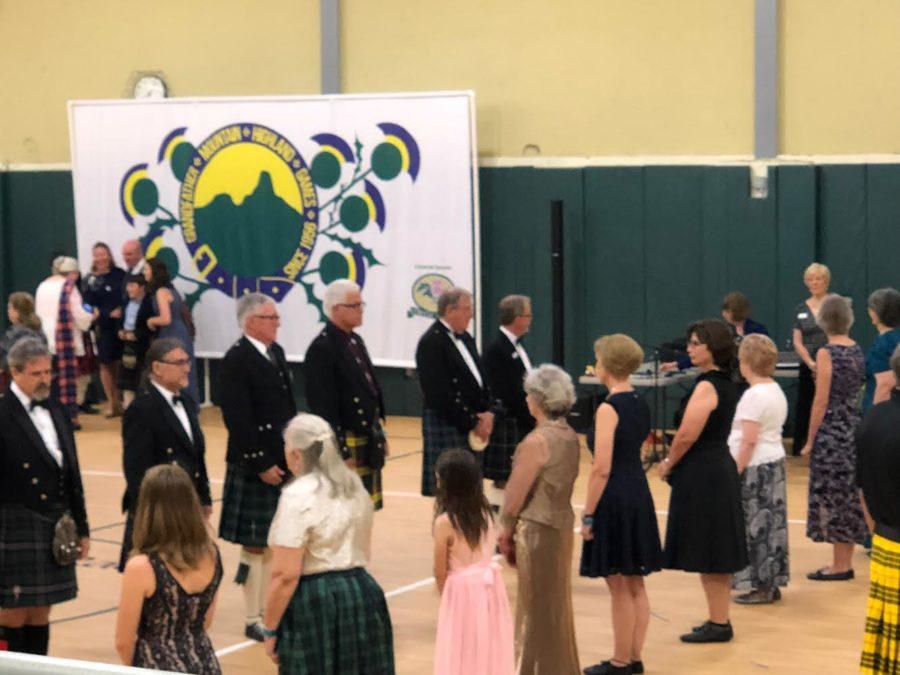 Scottish Highland Games, Outlander
