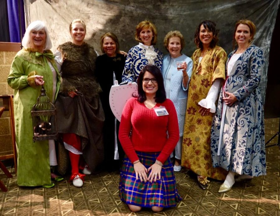 Halloween Outlander-style, Outlander-inspired costumes