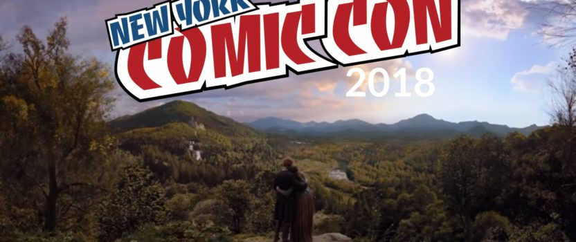 "Outlander Cast:  Review Of New York Comic Con and NON SPOILER Reactions To The Season 4 Premiere ""America The Beautiful"""
