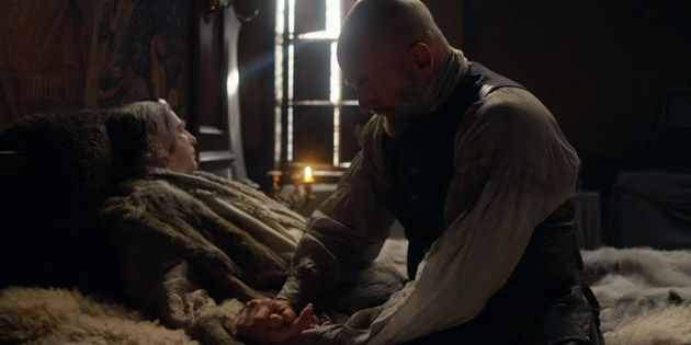 rewatch outlander season 2, dougal, colum