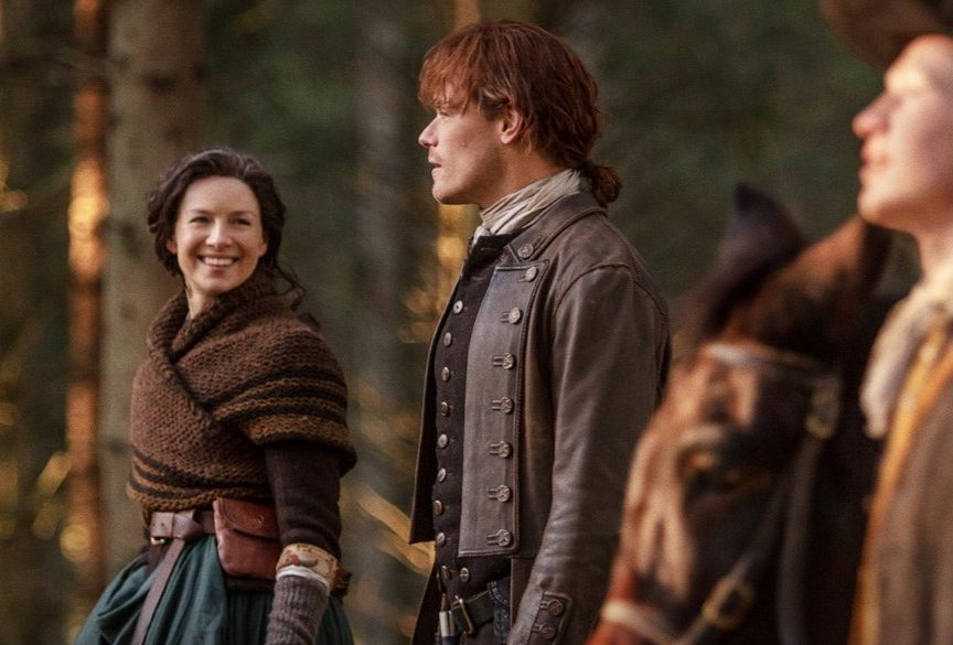 Outlander Cast: Common Ground