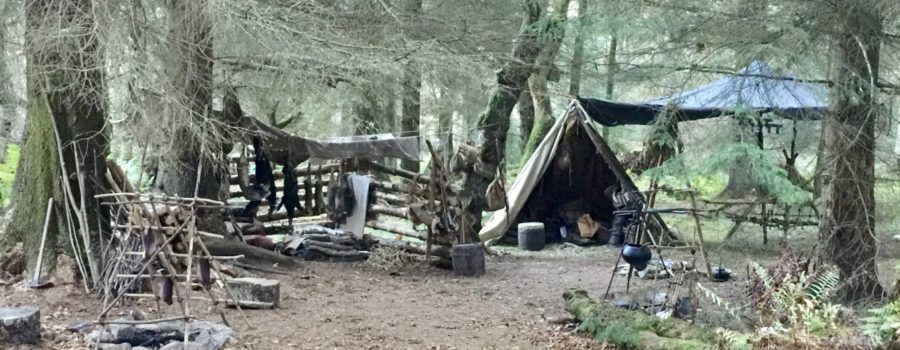 "Seeing Outlander: Behind the Scenes for Outlander Episode 404, ""Common Ground"""