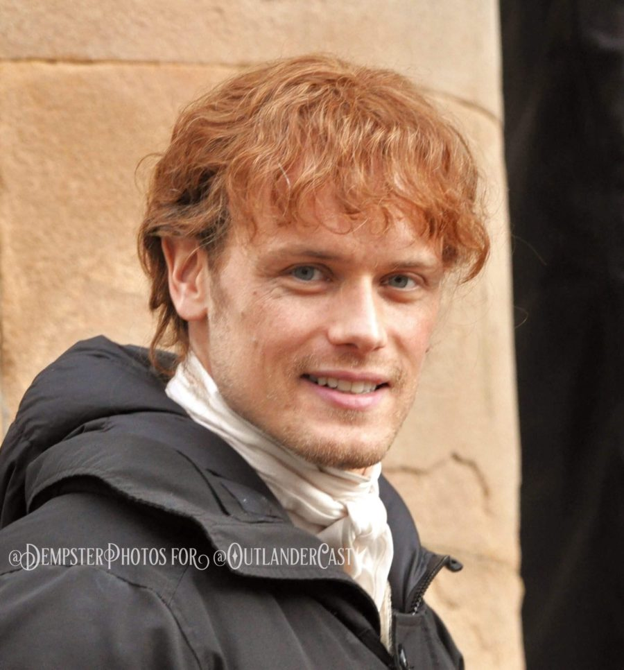 outlander episode 408, seeing outlander, behind the scenes filming outlander