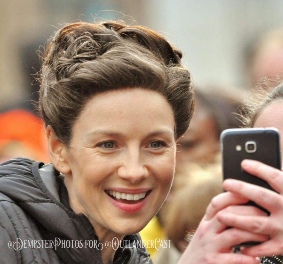 seeing outlander, outlander episode 408, behind the scenes filming outlander