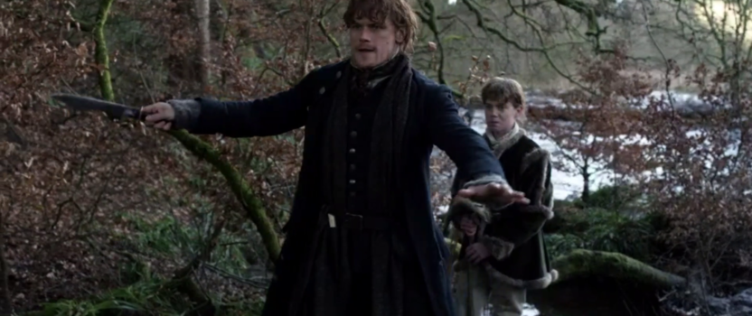 Outlander Cast: Blood Of My Blood