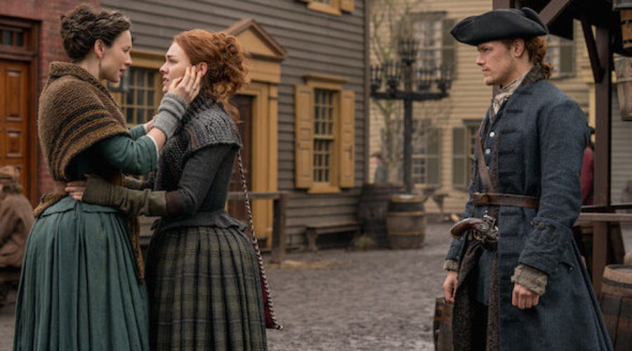 Outlander Season 4 Episode 9 Recap: The Birds & The Bees