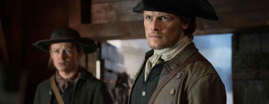 Outlander Cast: Savages