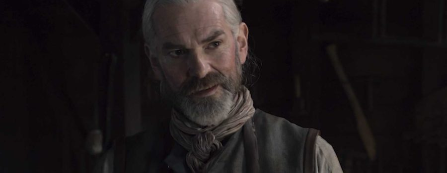 Move Over Print Shop: Why Outlander's Murtagh Reunion Wins