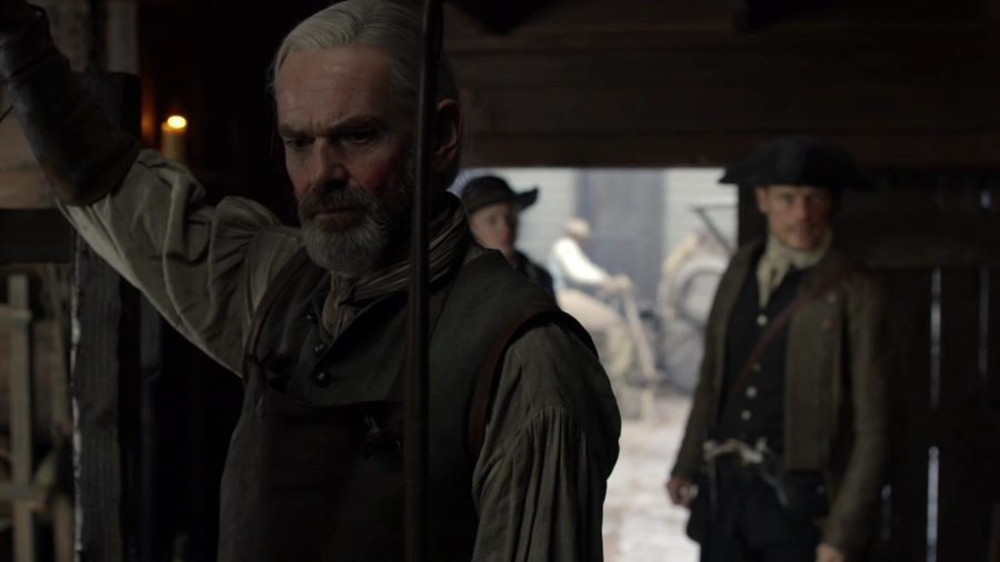 murtagh reunion, outlander season 4