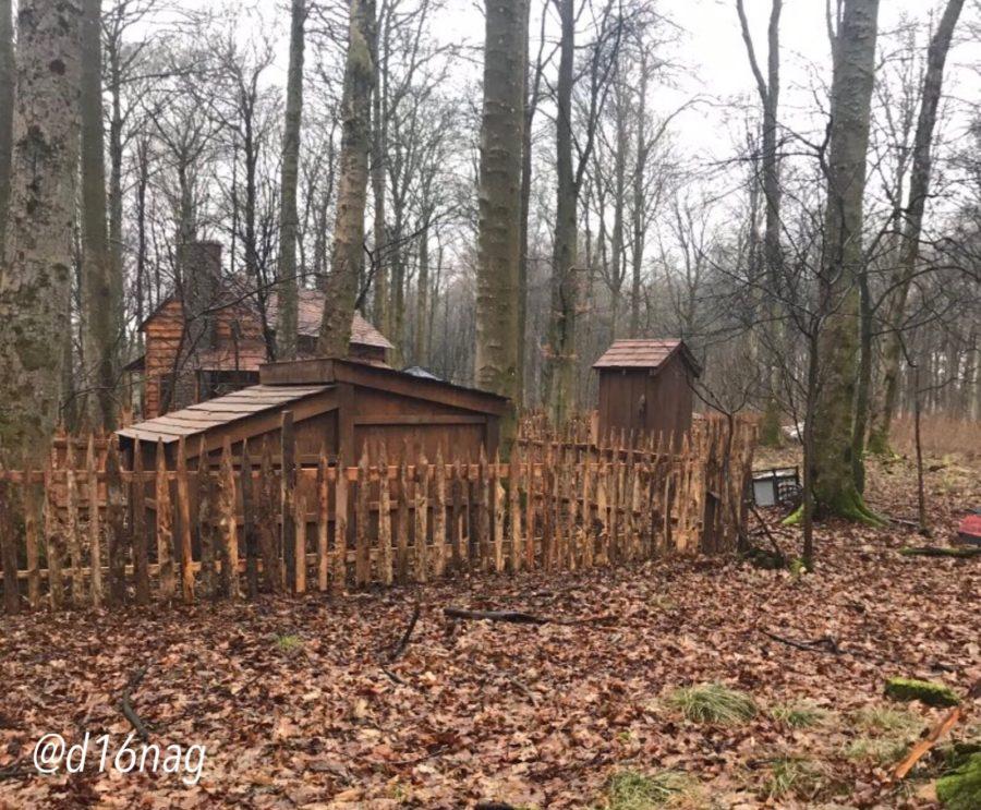 outlander season 4 behind-the-scenes filming, filming outlander