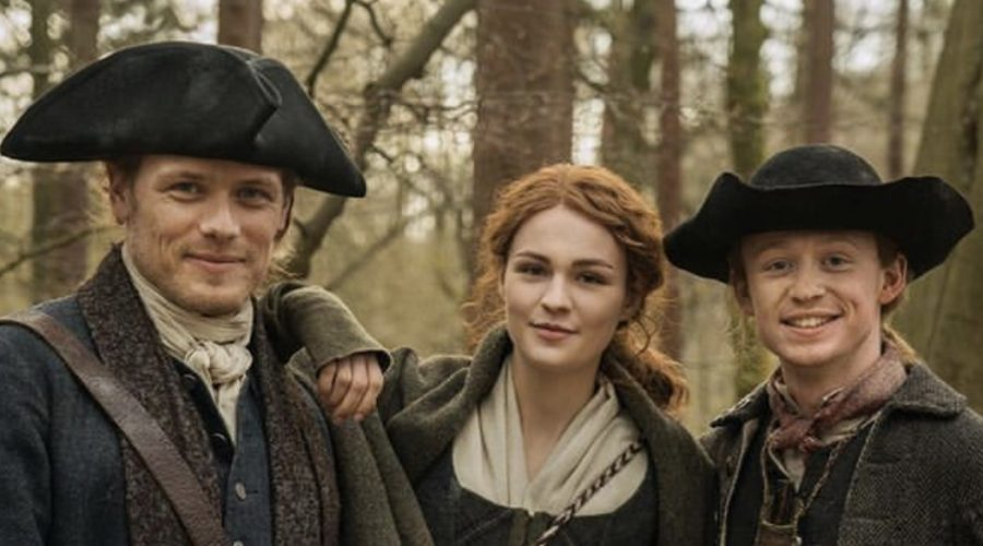 "Seeing Outlander: Behind the Scenes in Outlander Episode 409, ""The Birds and the Bees"""