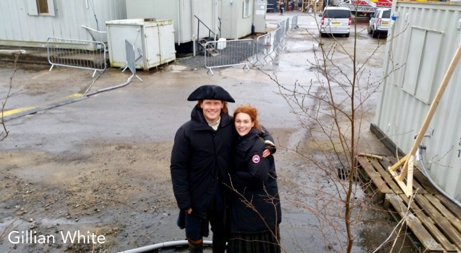 seeing outlander, outlander episode 409, behind the scenes filming outlander season 4