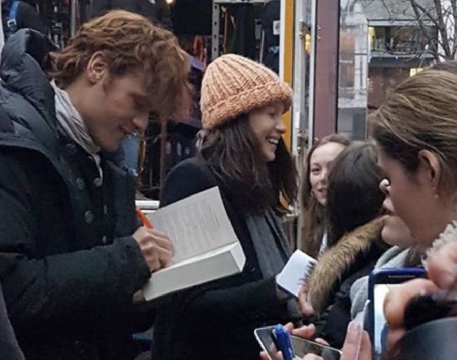 outlander fandom, outlander fans waiting for season 3 filming