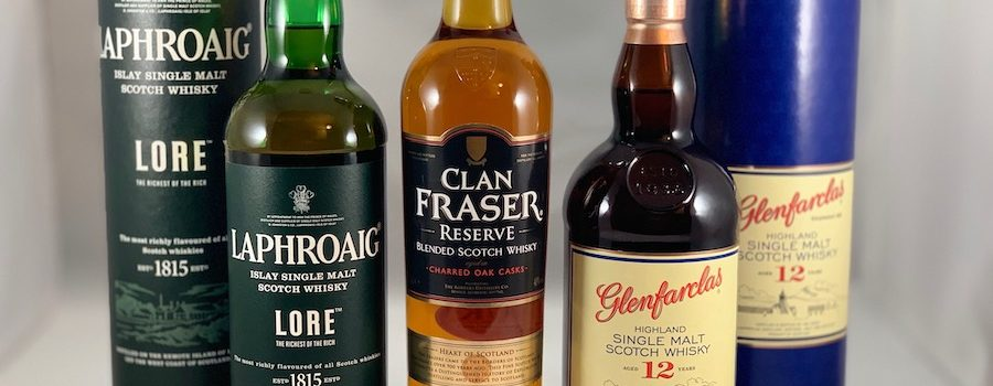 How They Made It: Discovering Scotch through Outlander