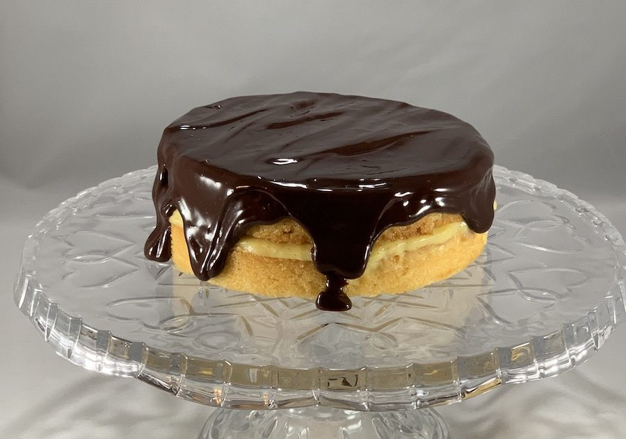 How They Made It: Mini Boston Cream Pie with Brianna